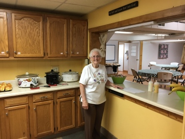 Phyllis Spencer Community Meal