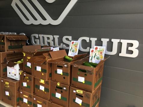 Cookbooks Orr Boys Girls Club